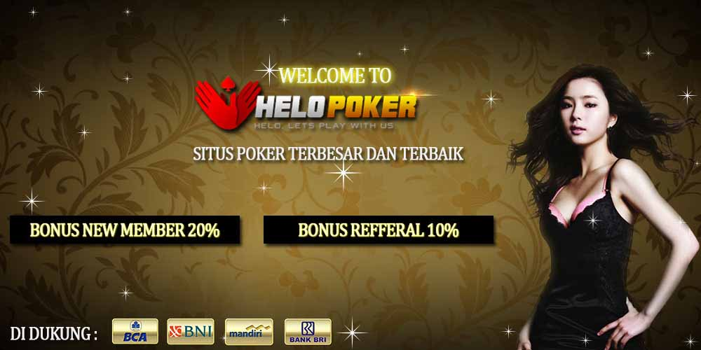 Promo & Bonus poker qq online